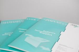 edv-support-it-computer-hilfe-seminar-prospekt-broschüre-heft-unterlagen-dokument