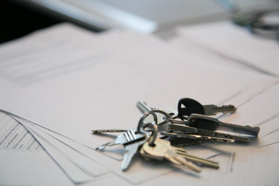 Schlüsselbund Foto
