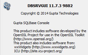 Gupta-technologies-SQLBase-console-md-consulting-information