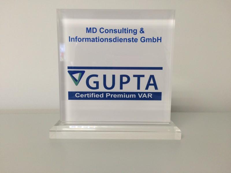 Gupta-Certified-Premium-VAR-Md-Consultig-Informationsdienste