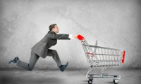business-man-shopping-cart-background-wallpaper-pushing-push