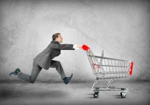 business-man-shopping-cart-background-wallpaper-pushing-push