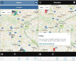 map-karte-route-weg-app-td-mobile-control-google-maps-API-application-anwendung