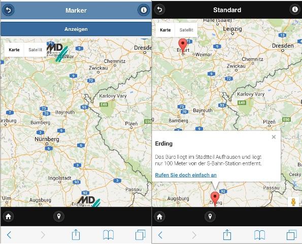 map-karte-route-weg-app-td-mobile-control-google-maps-API-application-anwendung