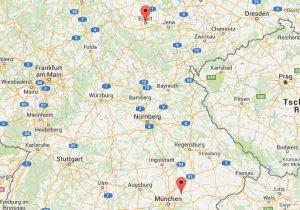 map-karte-muenchen-erfurt-md-consulting-hauptsitz-filiale- erding-bayern-freistaat-service-pack