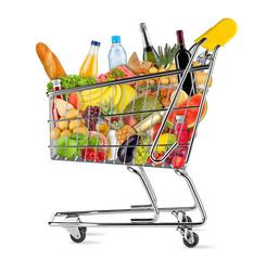 md-consulting-oracle-seminare-last-minute-einkaufswagen-früchte-obst-nahrung-lebensmittel