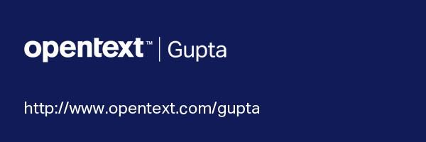 MD-Consulting-OpenText-Gupta-Entwicklerkonferenz-DevDay-Team-Developer-SQLBase-ReportBuilder-TD-Mobile