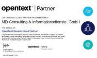 MD-Consulting-Gupta-OpenText-Gold-Partner-Partnerschaft-Reseller-Certificate-Zertifikat-Support-Team-Developer-SQLBase-Report-Builder-TDMobile-Brava-Zusammenarbeit