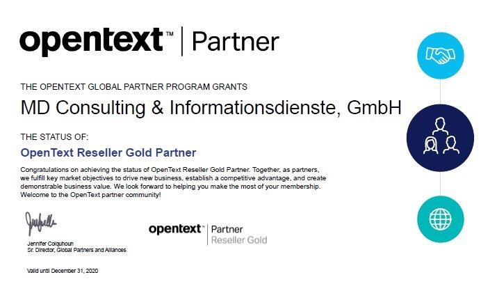 MD-Consulting-Gupta-OpenText-Gold-Partner-Partnerschaft-Reseller-Certificate-Zertifikat-Support-Team-Developer-SQLBase-Report-Builder-TDMobile-Brava-Zusammenarbeit